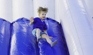 Fun City Party: Up to 53% Off Open Play Sessions  at Fun City Party
