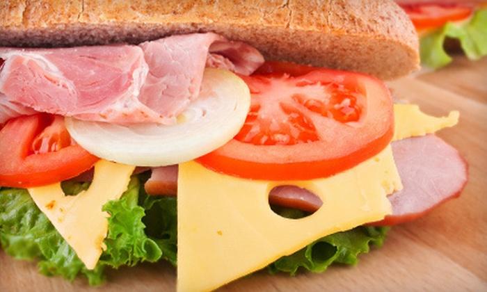 Fran's Italian Deli - Hoboken: Deli Sandwiches and Italian Food at Fran's Italian Deli (Half Off). Two Options Available.