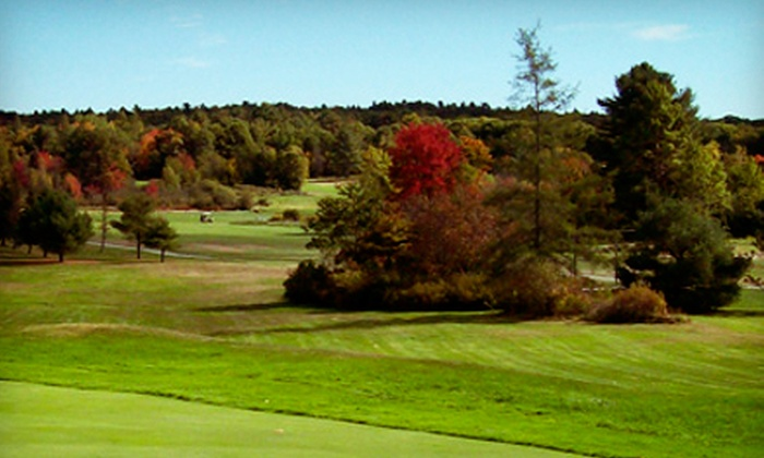 Wawenock Golf Club - South Bristol: 18 Holes of Golf with Cart Rental for Two or Four at Wawenock Golf Club (Up to 60% Off)