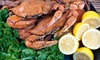 Steamers Seafood House - OUT OF BUSINESS - Bethesda: Seafood and American Cuisine for Two or Four at Steamers Seafood House (Half Off)