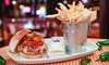 Crossroads and House of Blues - The Strip: Dinner and a Show for Two with Optional VIP and Rooftop Access at Crossroads and House of Blues (57% Off)