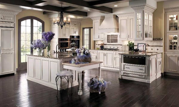 $199.99 for $700 Towards Custom Kitchen Cabinetry from ...