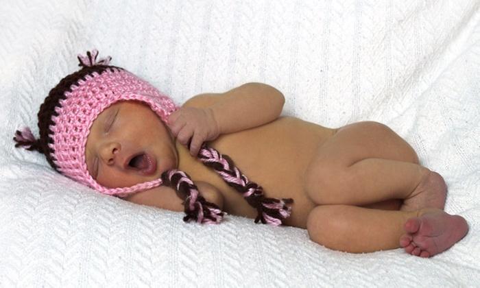 Lauren A Rupar Photography - Charlotte: 180-Minute Newborn Photo Shoot from Lauren A Rupar Photography (75% Off)