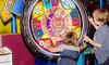 Planet X Fun Center - Planet X: Pizza and Games for 4 or 8, Family Combo for 4 or 8, or Birthday Party for Up to 8 at Planet X (Up to 54% Off)
