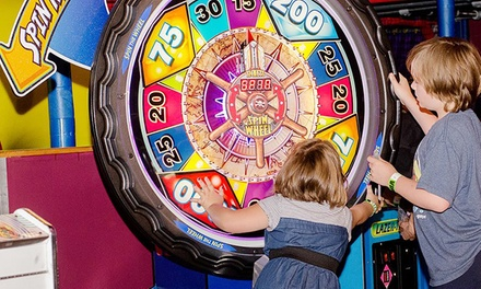 Gaming or Party Package at Planet X (Up to 49% Off). Four Options Available.