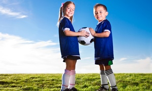 Eight-week Soccer Program For Kids Aged 3.5–6 From Kiddie Soccer (up To 42% Off)