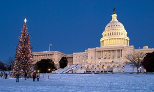 American Snapshots: A Christmas Traditions Walking Tour for One, Two, or Four from American Snapshots (Up to 67% Off)