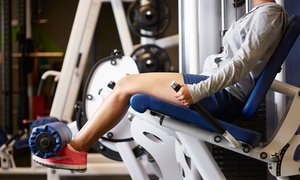 Gold's Gym - Baltimore: $10 for a One-Month Gym Membership at Gold's Gym ($19.99 Value)