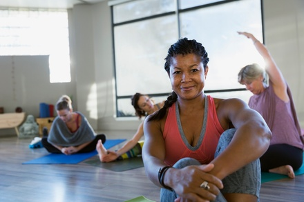 Four Weeks of Gym Membership at Bodies By Yogi (65% Off)