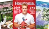 Houstonia Magazine: One- or Two-Year Subscription to Houstonia Magazine (Up to 50% Off)