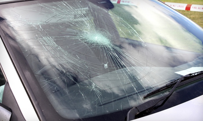 Metro Glass - South Central Omaha: Rock-Chip Repair or $60 Toward Windshield Replacement at Metro Glass Omaha (52% Off)