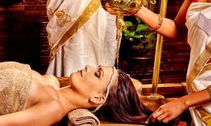 Satsanga: Pacchetto con visita ayurvedica e massaggio per una o 2 persone al centro Satsanga (sconto fino a 78%). Valido in 4 sedi