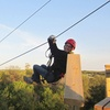 Up to 43% Off Ziplining Tour at A Maze in Corn