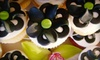 The Cake Courtesan - Bowie: One Dozen Cupcakes or One 6- or 9-Inch Cake at The Cake Courtesan in Bowie (Up to 54% Off)