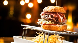 Tee Off Bar & Grill: 60% off at Tee Off Bar & Grill