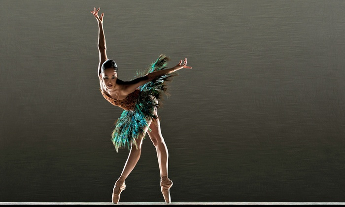 Alonzo King Lines Ballet - Jorgensen Center for the Performing Arts: Alonzo King Lines Ballet at Jorgensen Center for Performing Arts on October 8 at 7:30 p.m. (Up to 50% Off)