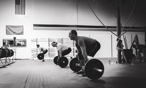 CrossFit Thrive: $99 for Six Weeks of CrossFit Classes at CrossFit Thrive ($210 Value)