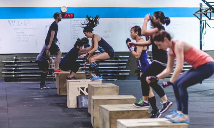 NC Fit - NC Fit: Up to 76% Off QuickFit Gym Memberships at NC Fit