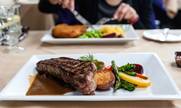 Joseph's Fine Dining - Central Colorado City: Four Course Dinner for Two or Four at Joseph's Fine Dining (49% Off)