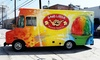 Hang Loose Hawaiian Shave Ice - Los Angeles: Mobile Hawaiian Shaved Ice Party for 25, 50, or 100 from Hang Loose Hawaiian Shave Ice (Up to 50% Off)