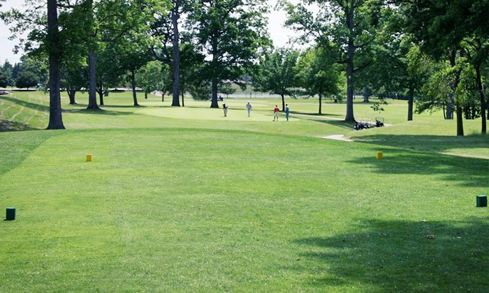 Donald Ross Golf Club - Fort Wayne: 18-Hole Round of Golf for Two or Four Including Cart Rental at Donald Ross Golf Club (Up to 55% Off)