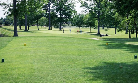 18-Hole Round of Golf for Two or Four Including Cart Rental at Donald Ross Golf Club (Up to 55% Off)