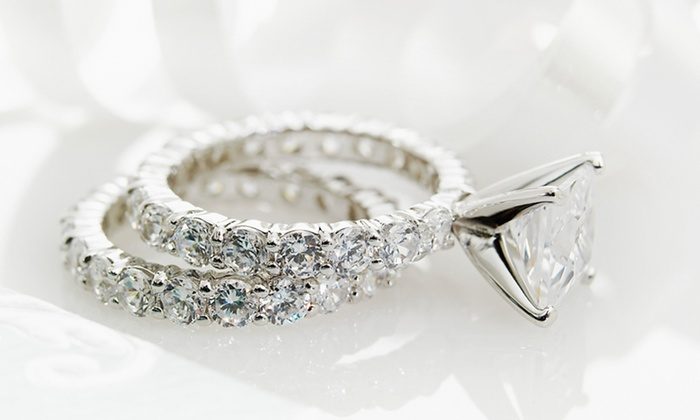Trio Jewelers - Nutley: Bracelets and Charms or Custom Engagement Rings at Trio Jewelers (Up to 50% Off)