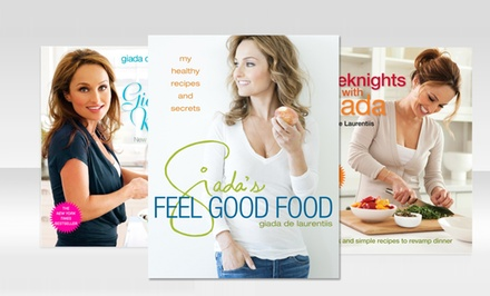 Giada De Laurentiis Cookbooks. Multiple Options Available.