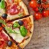 Menu pizza pour 2 ou 4 personnes