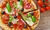 Le Colimaçon - Seine Port: Menu pizza pour 2 ou 4 personnes avec apéritif, plat et dessert au choix dès 21,90 € au restaurant Le Colimaçon