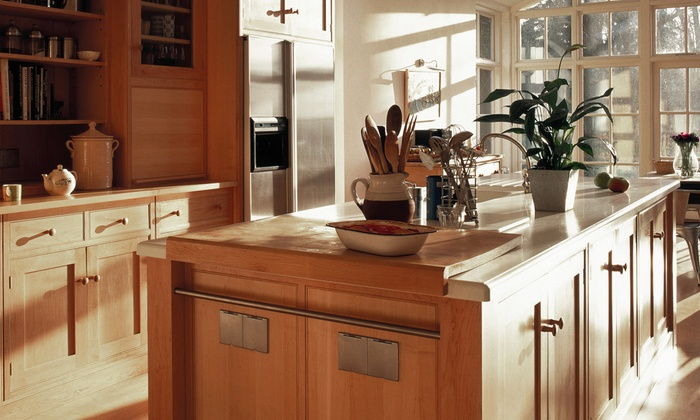 Solonenko Design Group - Central Jersey: $49 for a Kitchen-Design-Consultation Package from Solonenko Design Group ($400 Value)