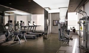 Nassima Royal Hotel: Up to One Year of Gym, Pool and Spa Membership at Nassima Royal Hotel (Up to 60% Off)
