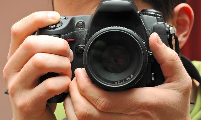 Marsha K. Photography - Edmonton:  30- or 60-Minute Photoshoot from Marsha K. Photography (Up to 80% Off)