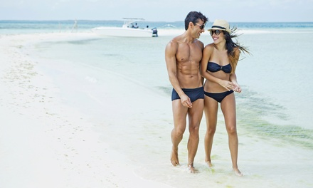 One or Three Spray Tans at Laser Luxury (Up to 67% Off)