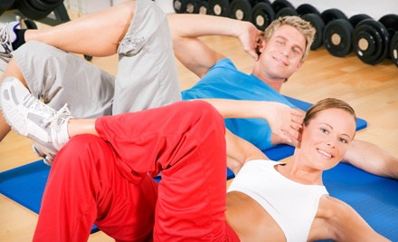 Five Personal or Couples Training Sessions or Ten Personal Training Sessions at Sol Day Spa (Up to 53% Off)