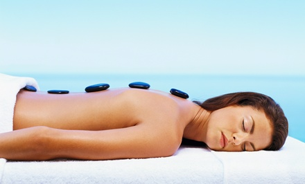 One or Two 60-Minute Hot-Stone Massages at Indulge into Bliss Day Spa (Up to 52% Off)