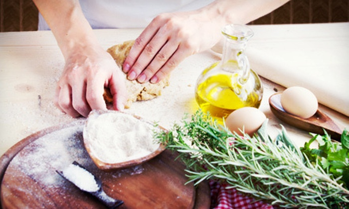 Al Boccalino - Al Boccalino: Five-Course Italian Cooking Class for One or Two at Al Boccalino (Up to 71% Off)