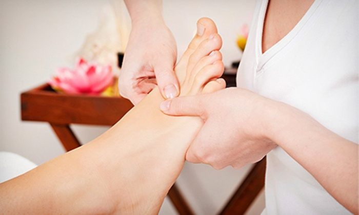 Health Foot Spa - Minnetonka: One or Two Groupons, Each Good for One 60-Minute Foot Reflexology Session at Health Foot Spa (Up to 54% Off)