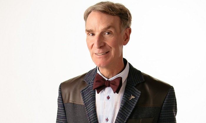 Bill Nye: The Science Guy - Merriam Theater: Bill Nye: The Science Guy at Merriam Theater on December 16 at 7:30 p.m. (Up to 42% Off)