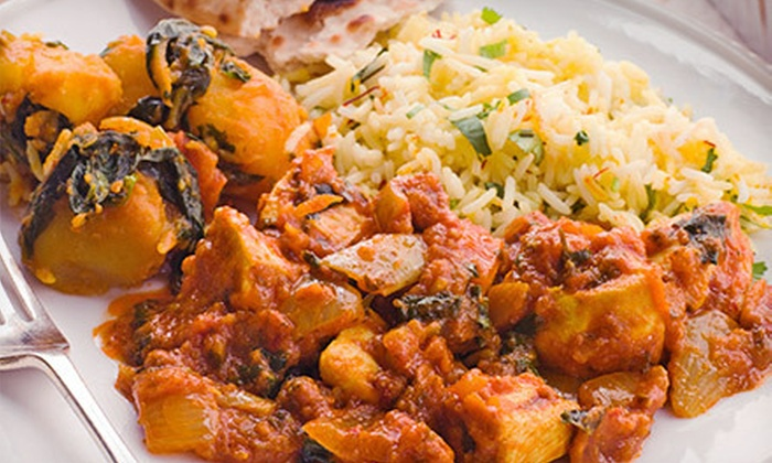 Lal Mirch - Studio City: Indian Food at Lal Mirch (Half Off). Two Options Available.