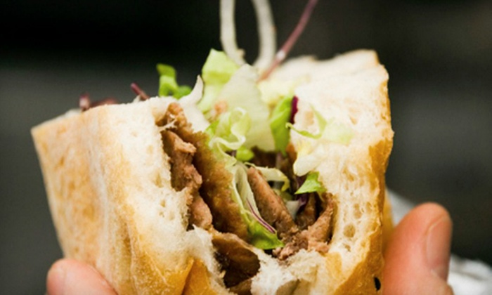 Blues Central - Spenard,North Star: $10 for $20 Worth of Pub Fare and Drinks at Blues Central