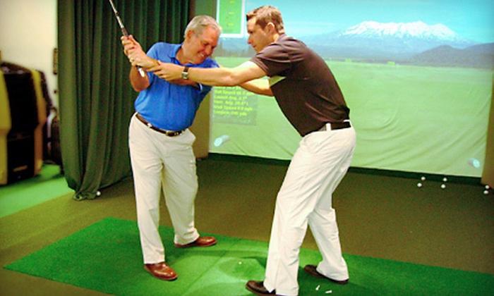 Edwin Watts Golf Academy - Oak Park / Northwood: Golf-Swing or Putting Evaluation at Edwin Watts Golf Academy in San Antonio (69% Off)