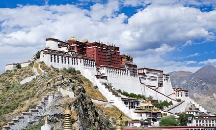 Groupon Deal: ✈ 14-Day Tour of China and Tibet with Airfare from Gate 1 Travel; Price/Person Based on Double Occupancy