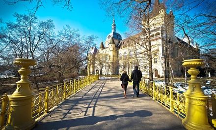 ✈ Hongarije, Boedapest: 2 tot 4 overnachtingen met ontbijt en vlucht vanaf EIN