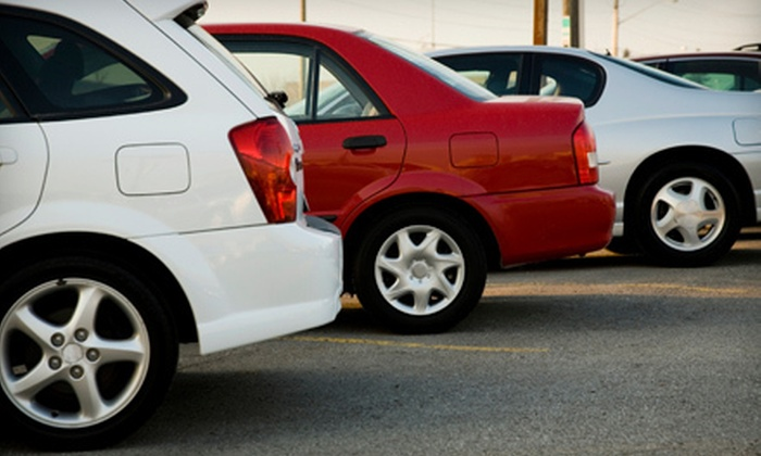 Air and Cruise Parking - Tampa: Two, Four, or Seven Days of Parking Near Tampa International Airport at Air and Cruise Parking (Up to 51% Off)