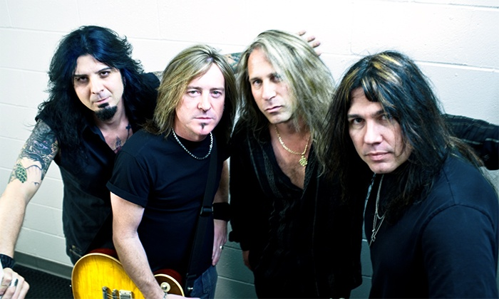 Slaughter - Downtown Las Vegas Events Center: Slaughter with Steelheart and Vixen on Friday, October 2, at 8 p.m.
