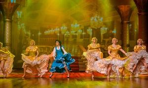 Teatro GT: ''A Bela e a Fera – O Espetáculo Musical'' – Theatro Municipal de Paulínia – 1 ingresso para 23/09, às 19h
