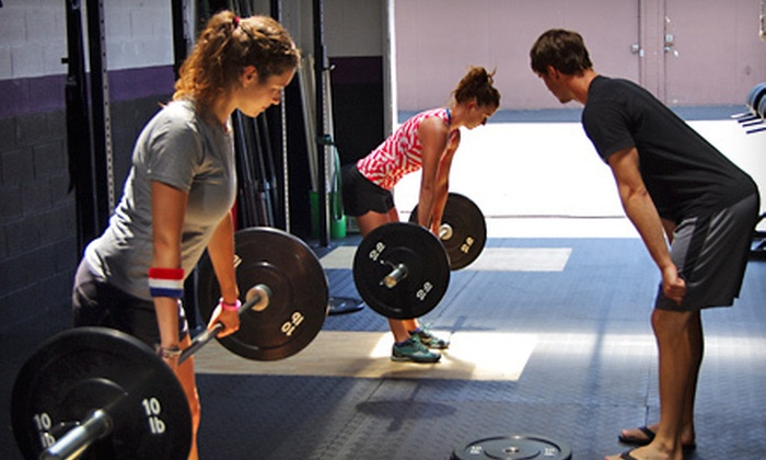CrossFit Society - Solana Beach: One or Two Months of Unlimited Classes at CrossFit Society (Up to 75% Off)