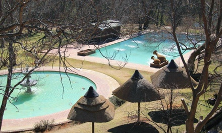 Magaliesburg: One to ThreeNight Stay for Two Including Breakfast and Discount Vouchers at Hornbill Lodge and Legends