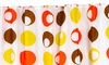 Madeline Fabric Shower Curtain: Madeline Fabric Shower Curtain